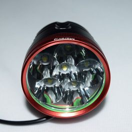 Foco Led Bike Rider B60-6 LED 5300 lm