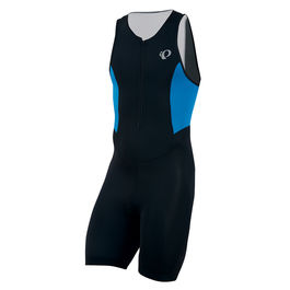 TRIATHLON COSTUME  SELECT FOR MAN BLACK - BLUE