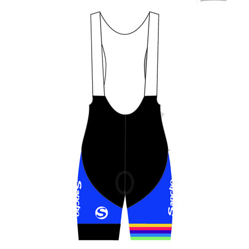 Culotte Sancho Team EDICION 2016 frontal