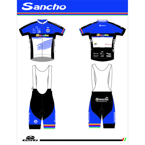 Culotte Sancho Team '16  XL