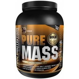 Pure Mass Gold Nutrition