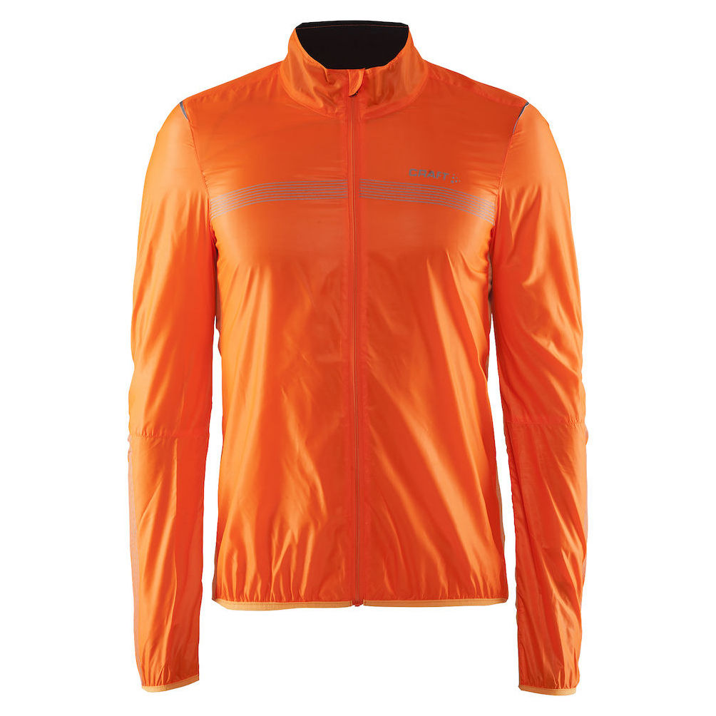 Chaqueta Craft Featherlight color naranja