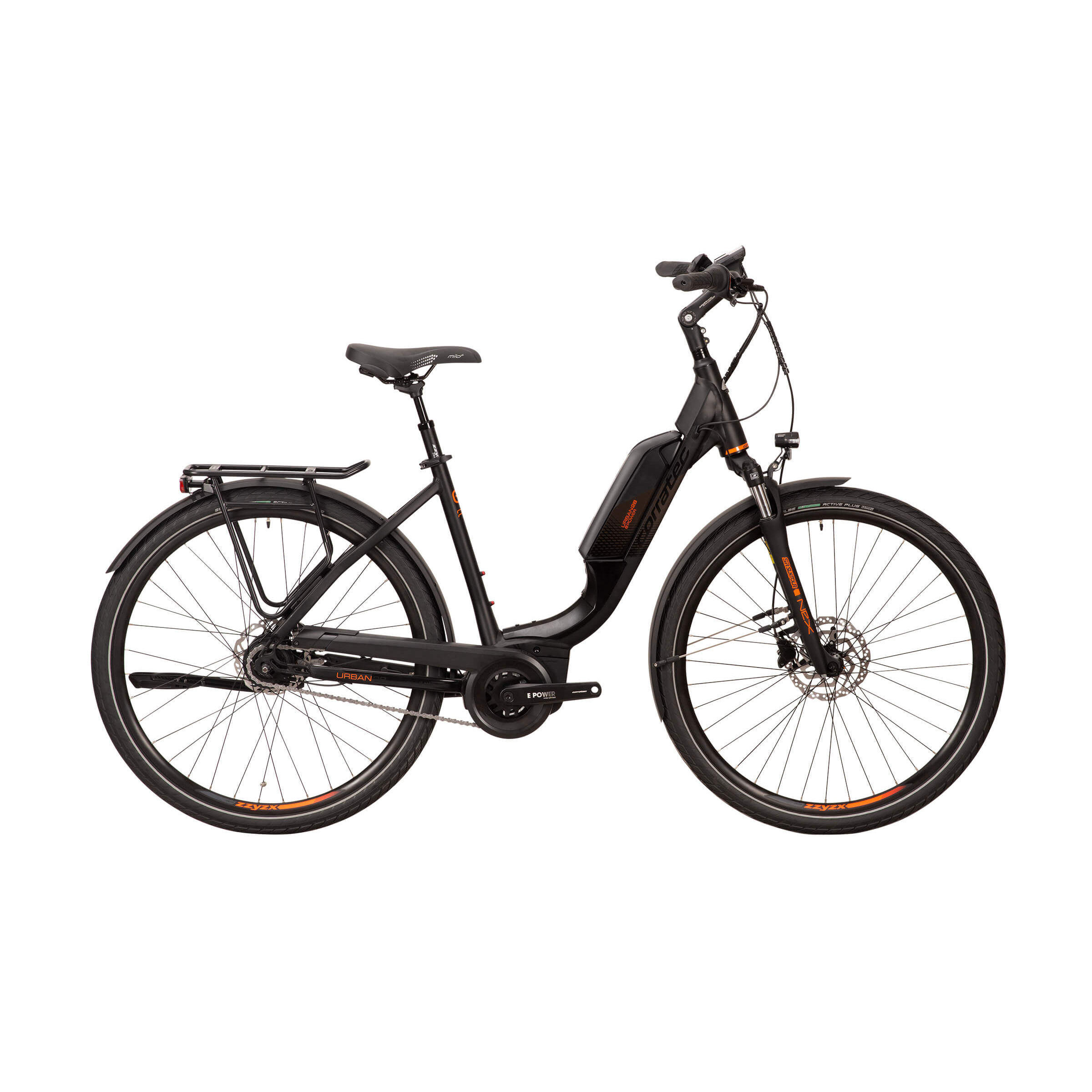 Bicicleta electrica Corratec E-Power Urban 28 AP4 8SC 2020
