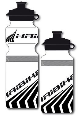 BIDON HaiBike 500ml clear/black