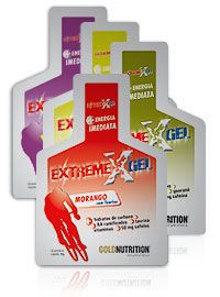 Extreme Gel Gold Nutrition Frutos Silvestres