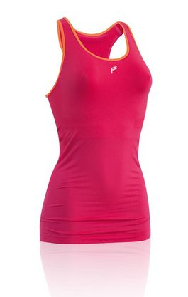Singlet F Mujeres ML 140 berry