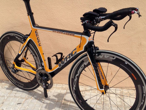 Bici Conor Triatlon Conor WRC ultegra